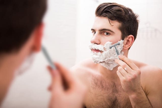 The Best Way to Shave at Home